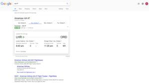 google, полеты
