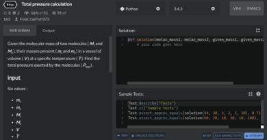 python, codewars