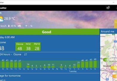 7 приложений и сайтов для проверки качества воздуха