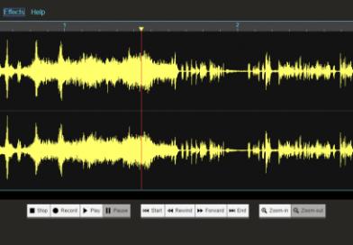 5 лучших бесплатных онлайн аудио редакторов