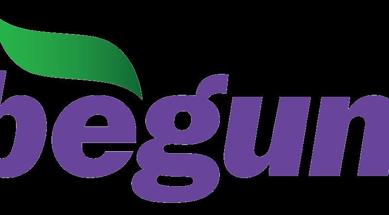 Begun, логотип