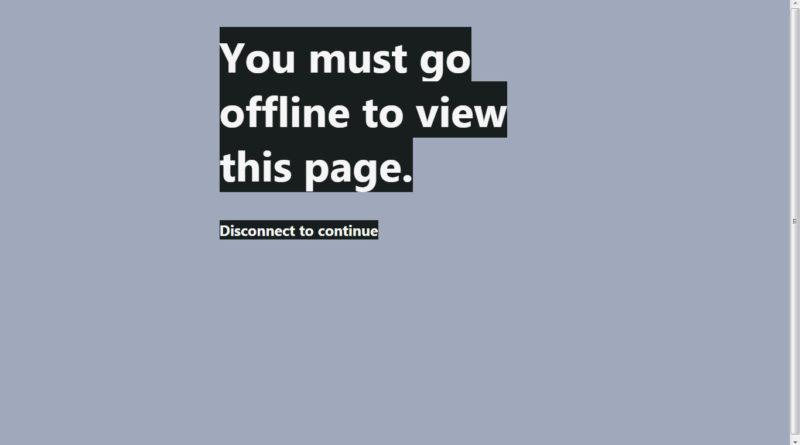 Крис Болин, сайт, Интернет