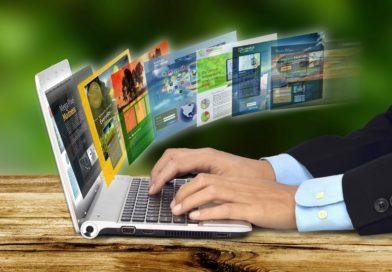 Виды интернет-сайтов