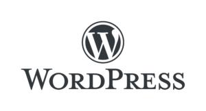 wordpress, лого