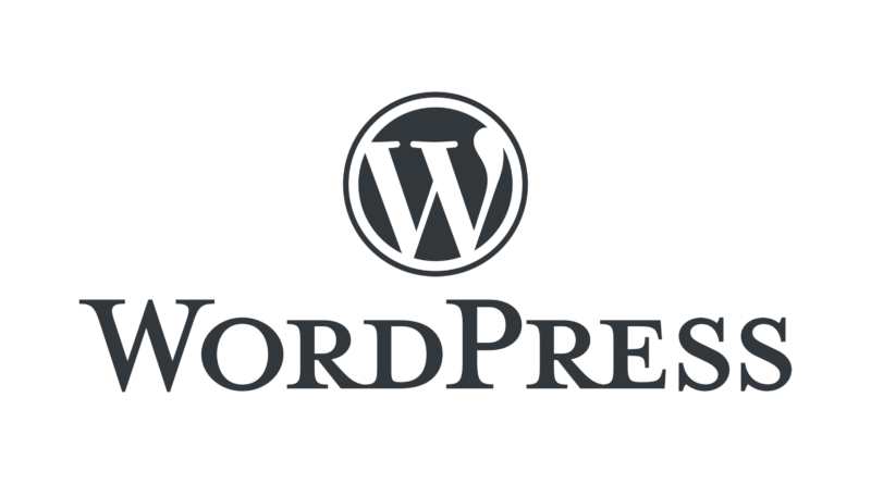 wordpress, лого