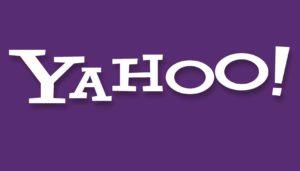 yahoo, лого